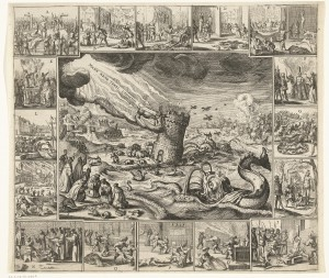 The Thirty Years' War, Dutch print, 1620-1630, (c) educational use granted by the Rijksmuseum of the Netherlands