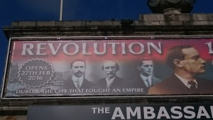 """Revolution 1916 - Dublin, the city that fought an Empire"""