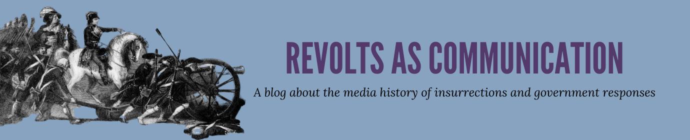 Revolts as Communication